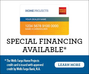 See if you qualify for Wells Fargo financing