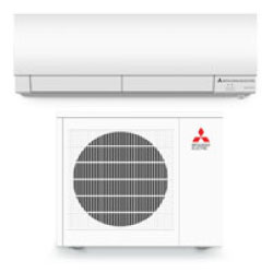 Mitsubishi Ductless Mini-Split